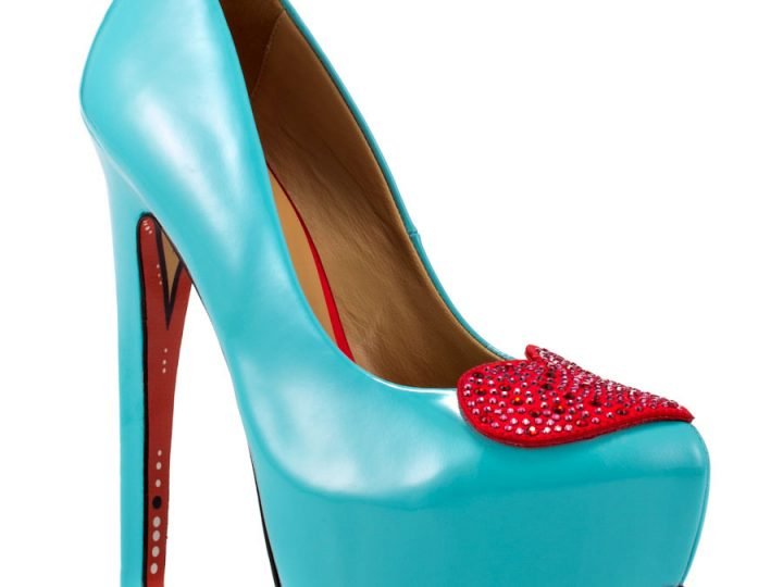 Shoes for Valentines: wear your heart on your feet