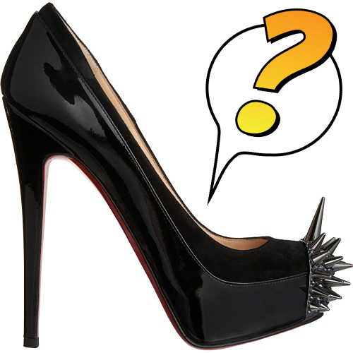 Shoe Know-how: How to pronounce 'Louboutin'