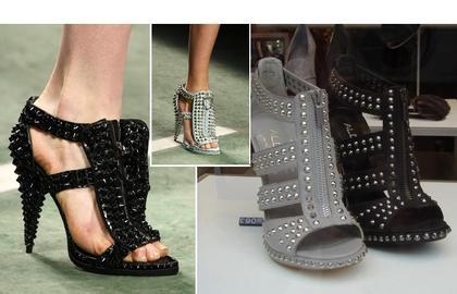 Cheap vs. Chic: Aldo take on Givenchy
