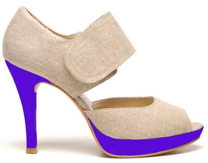 Killer heels without the kill: Balance vegan sandals