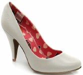 Naughty Monkey 'Luxury' heels
