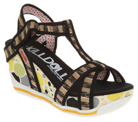 Ugly shoe of the week: Killdoll wedges