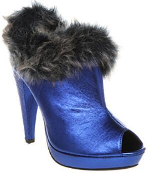 Ugly Shoe of the Week: fugly fur